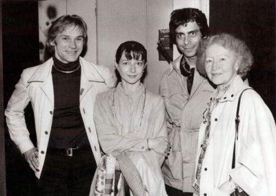 Vasiliev, Maximova, Neumeier, Ulanova,1979