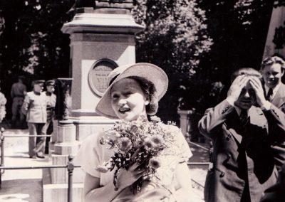 Вена, 1945
