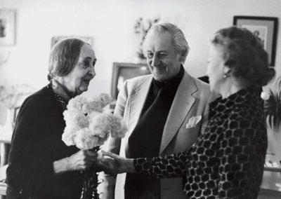 О. Спесивцева, А. Долин, Г. Уланова. США, 1972