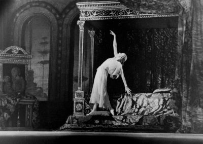 Romeo and Juliet. Galina Ulanova as Juliet