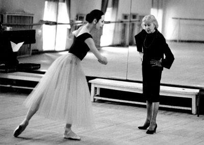 With Nina Semizorova