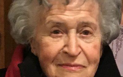 Ушла из жизни Ирина Александровна Антонова